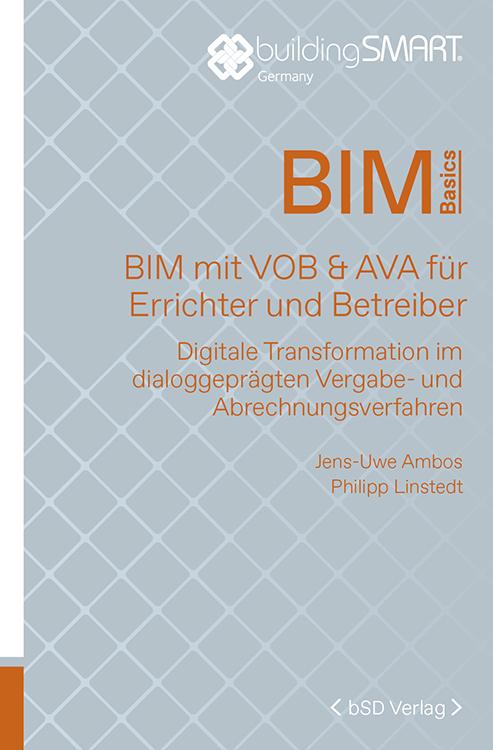 Cover BIM mit VOB & AVA für Errichter und Betreiber