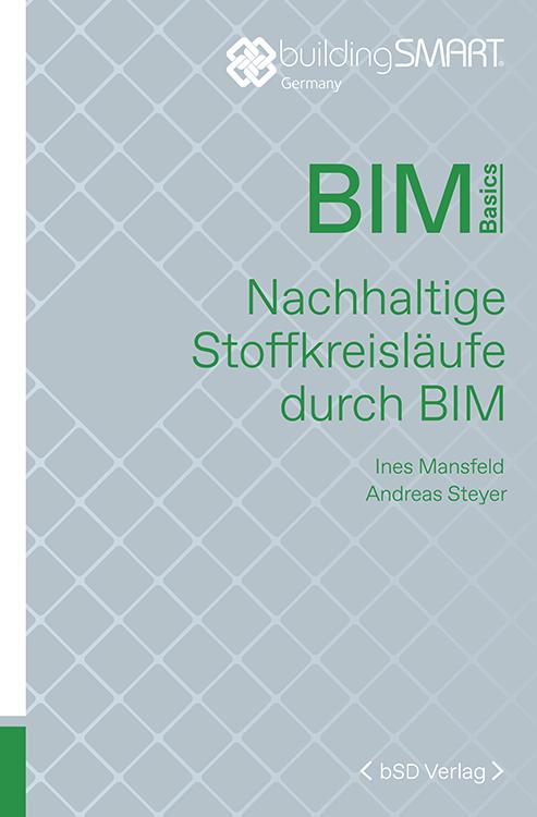 Cover BIM Nachhaltige Stoffkreisläufe durch BIM