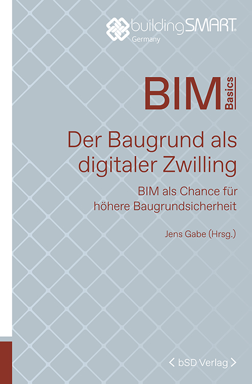 Cover Der Baugrund als digitaler Zwilling