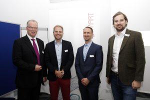 BIM Globe by buildingSMART Austria - die Kommunikationsplattform für die digitale Transformation der Immobilienbranche @ Erste Campus im Quartier Belvedere, Hauptbahnhof