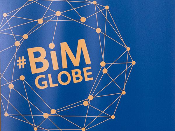 BIM Globe Logo