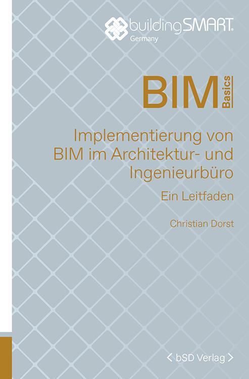 Cover BIM Implementierung von BIM im Architektur- und Ingenieurbüro