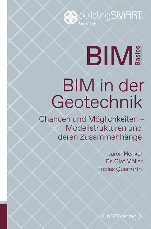 Cover BIM in der Geotechnik